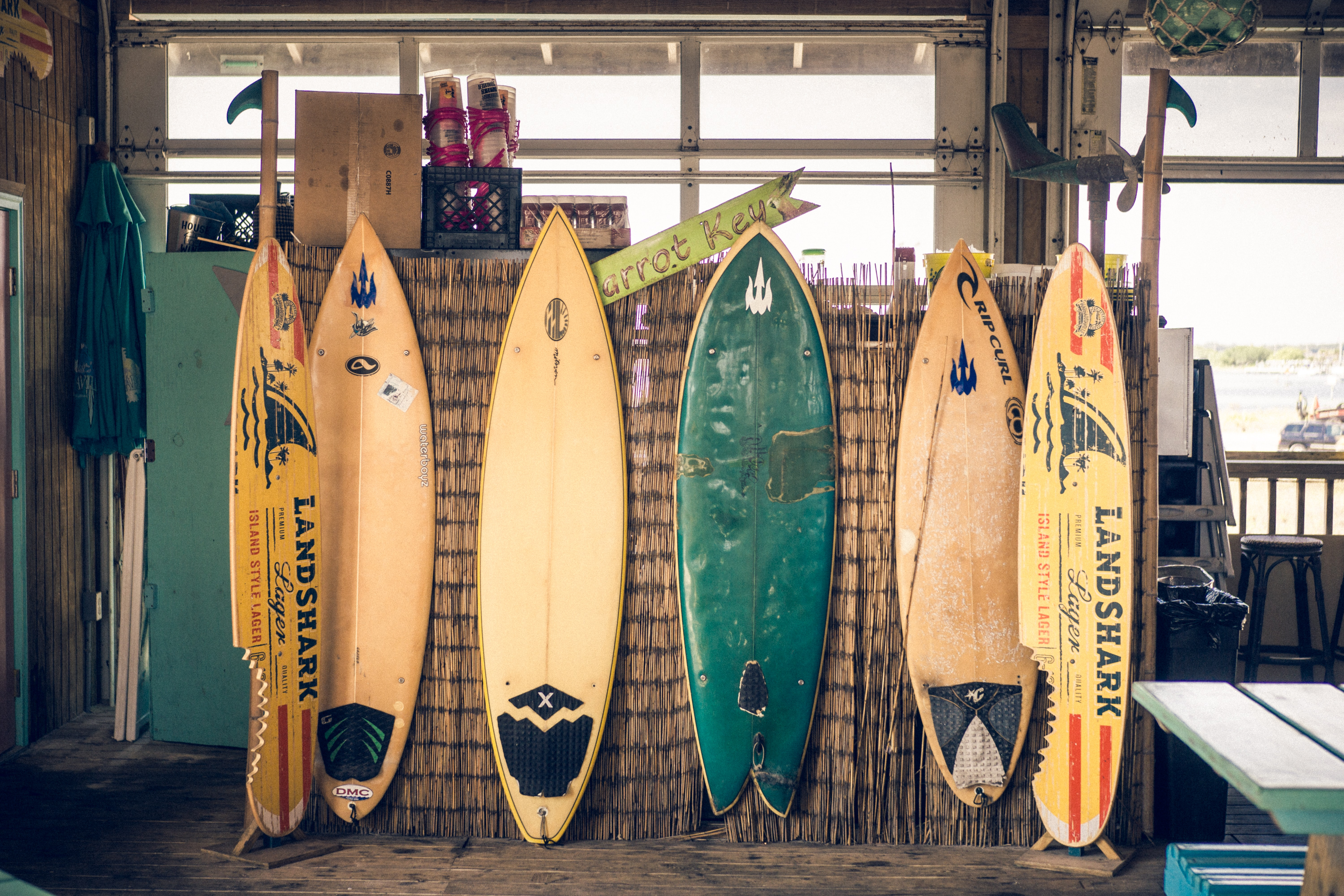 An Introduction to Surfboards