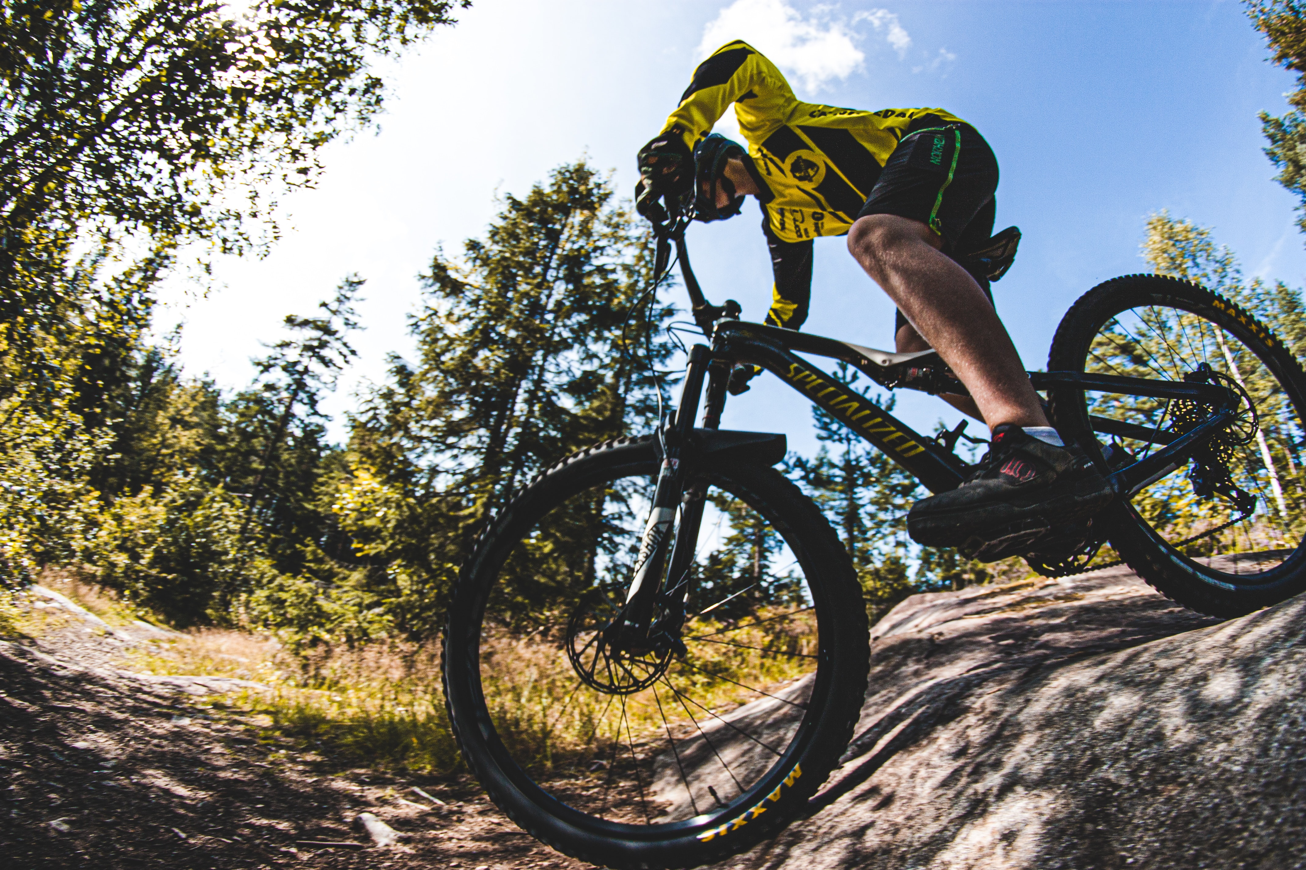 Get in Gear for your Mountain Bike